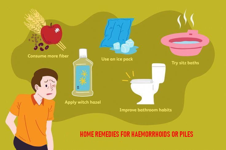 HOME REMEDIES FOR HAEMORRHOIDS OR PILES